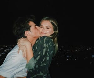 kiss, couple, and goals image