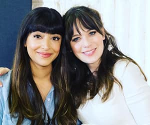 tv show, zooey deschanel, and jess day image