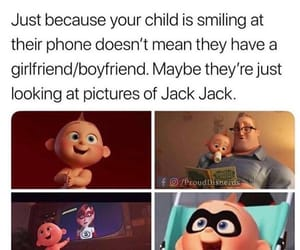 lol, The Incredibles, and incredibles 2 image
