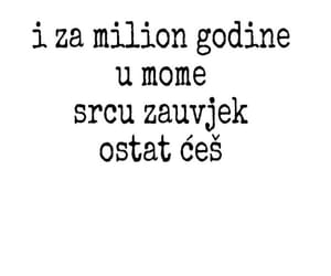 milion, mome, and zauvjek image