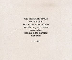 quotes, dangerous, and life image