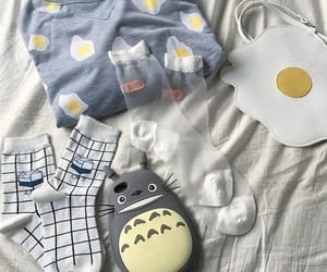 fashion, totoro, and socks image