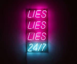 lies, light, and grunge image