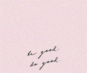 pink, quotes, and wallpaper image