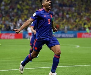 colombia, football, and futbol image