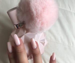nails, pink, and ariana image