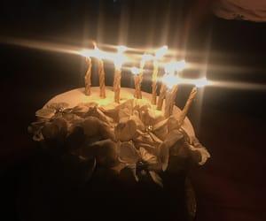 birthday, chocolate, and food image