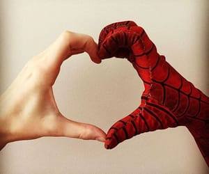 spiderman and aesthetic image