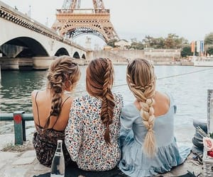 travel, friends, and goals image