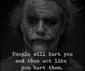 people, hurt, and joker image