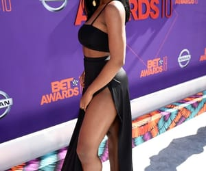 bet awards and normani kordei image