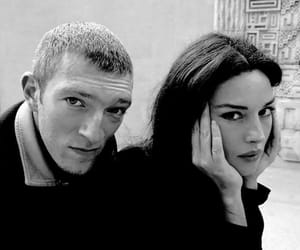 monica bellucci, couple, and Vincent Cassel image