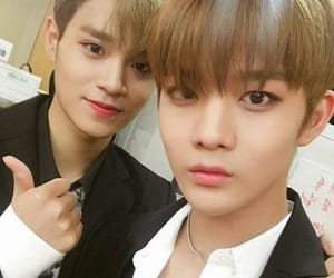 friends, wanna one, and bae jin young image