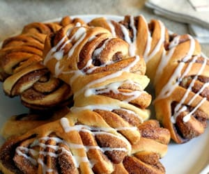 sweets, bread, and food image