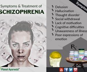 schizophrenia, treatment, and ayurvedic image