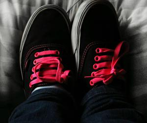 cool, fasion, and vans image