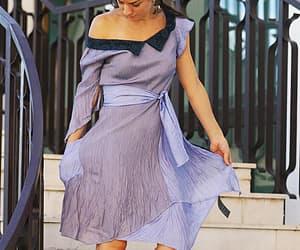 dress, etsy, and summer dress image