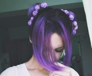 amazing, grunge, and purple image