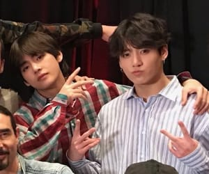 bts, jungkook, and taekook image