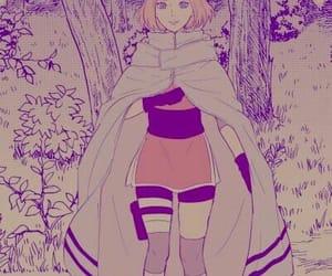 sakura, byakugo, and uchiha image