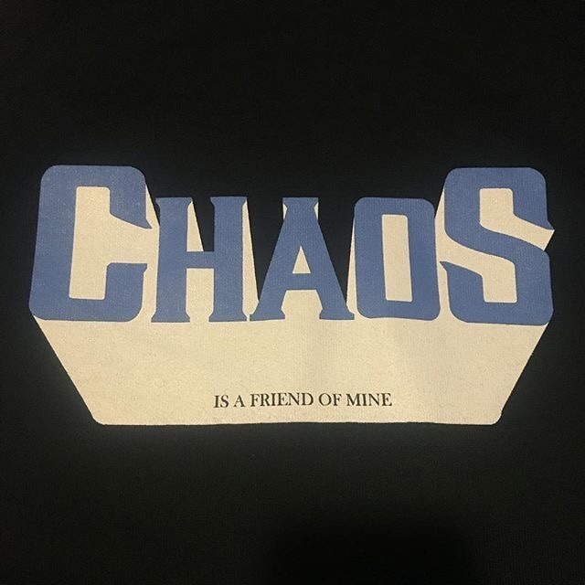 chaos, quotes, and words image