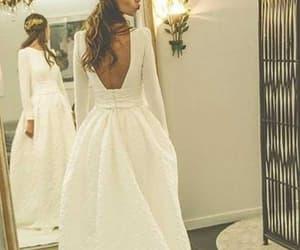evening dress, prom dress, and wedding dresses image