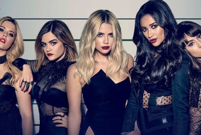 Liars, series, and tv image