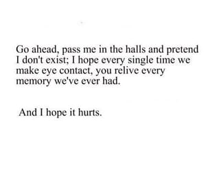 hurt, memories, and quotes image