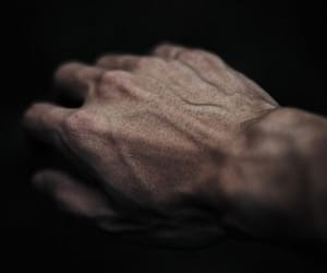 veins, hand, and hands image