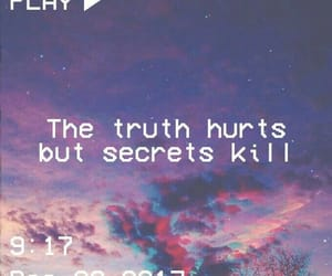 quotes, aesthetic, and secret image