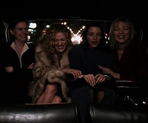 sex and the city, Carrie Bradshaw, and miranda hobbes image