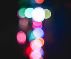 background, bokeh, and light image