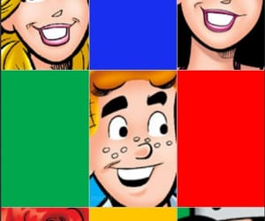 Archie, cartoon, and wallpaper image