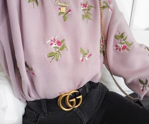 girls, gucci, and fashion image