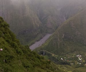 reunion island and grand bassin image