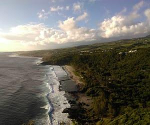 reunion island and grand anse image