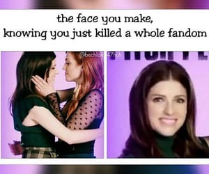 anna kendrick, pitch perfect, and chloe beale image