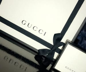 gifts, luxury, and gucci image