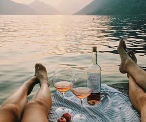 boyfriend, friendship, and paradise image
