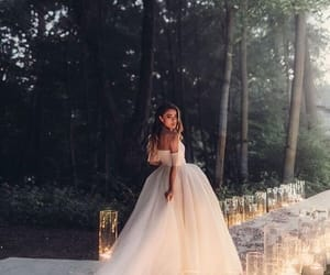 wedding, beautiful, and candle image