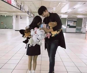 couple, cute, and ulzzang image