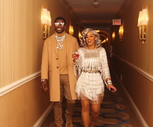 couples, goals, and gucci mane image