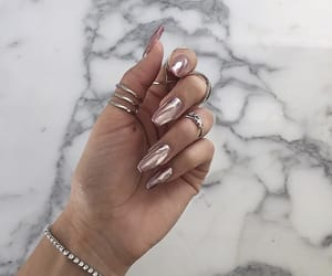 goals, pink, and nails image