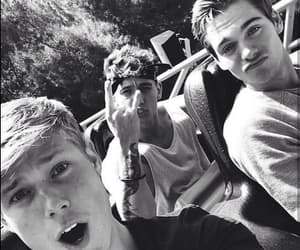 teen wolf, dylan sprayberry, and mason dye image