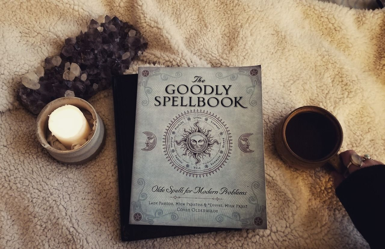 fantasy, good, and magic image