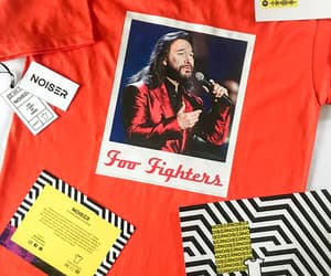 band, foo fighters, and music image