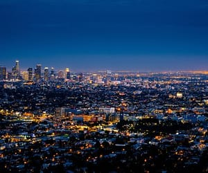 los angeles and ville image