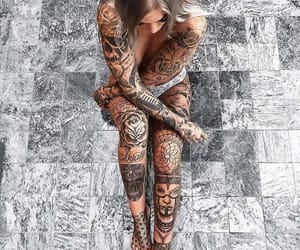 body art, bist, and inked image