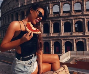 fashion, girls, and italy image
