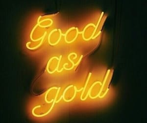 yellow, gold, and neon image